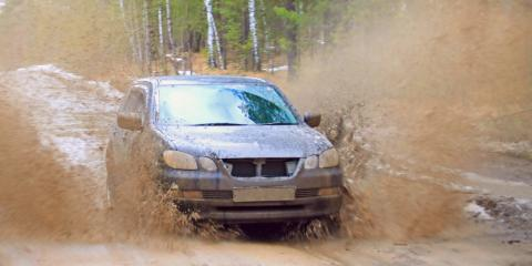 Anchorage's Road Construction Experts Offer Tips for Safe Off-Road Driving, Anchorage, Alaska