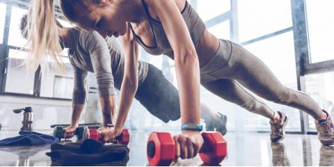 4 Ways to Stay Motivated for the Gym, Alpharetta, Georgia