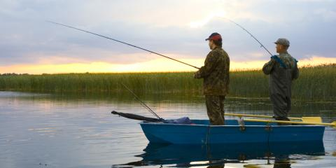 Why You Should Get a Fishing License in Wisconsin, Nekoosa, Wisconsin