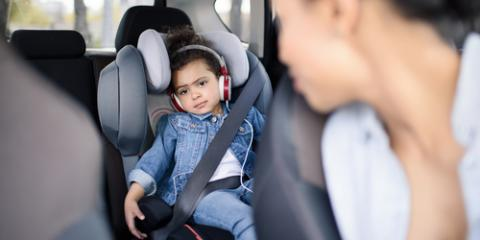 How to Have Kids & a Pristine Leather Car Interior, Columbia, Missouri