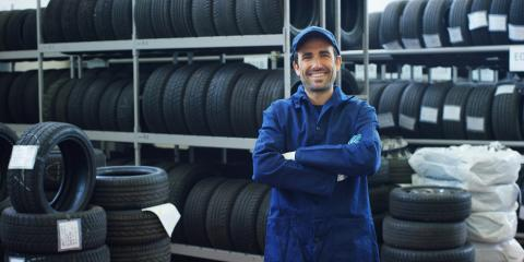 3 Signs You Need New Tires, Wheatland, New York