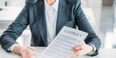 5 Drafting Tips From a Contract Lawyer, Nashua, Iowa