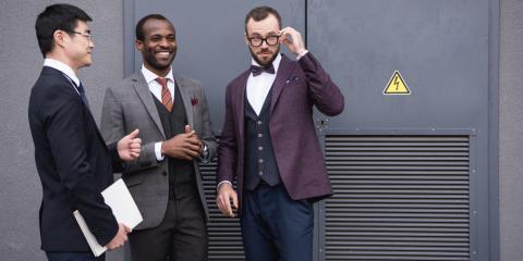 3 Men's Clothing Essentials for the Office, Cincinnati, Ohio