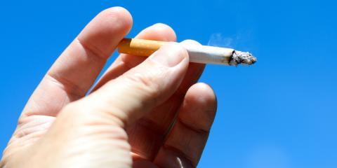 Eye Doctors Warn Against Smoking, Ewa, Hawaii