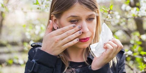 How to Manage Eye Allergies in the Spring , Honolulu, Hawaii