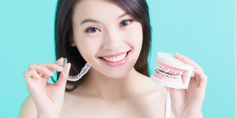 Dentist Outlines the Differences Between Braces & Invisalign®, McCleary, Washington