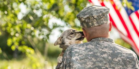 How to Care for Your Pet When You're in the Military, Enterprise, Alabama