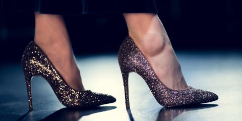 How to Limit Foot Pain When Wearing Heels, Gates, New York