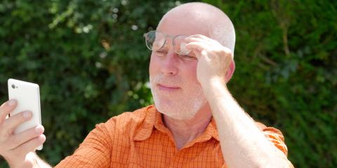 3 Symptoms of Macular Degeneration, Ellicott City, Maryland