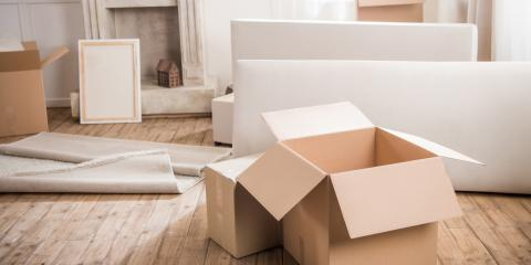 The Essential Supply List for Residential Moving, Puyallup, Washington