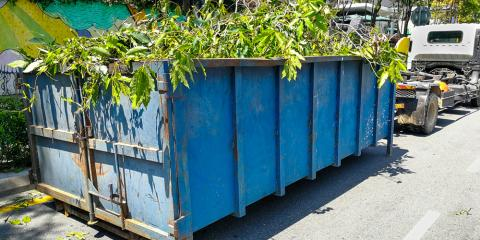 Deciding Between Dumpster Rental or Junk Removal Service, Charlotte, North Carolina