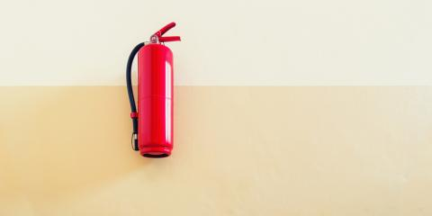 3 Benefits of Fire Extinguishers, Superior, Wisconsin