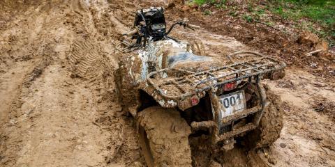 3 Tips for Getting an ATV Unstuck, Granite City, Illinois