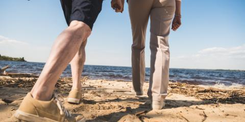 A Foot Doctor Highlights 3 Tips on Keeping Healthy Feet for Life, Perinton, New York