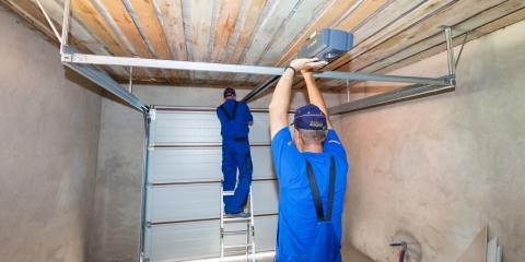 3 Most Common Garage Door Issues, Lewis, Pennsylvania