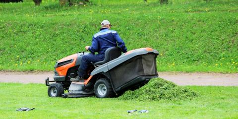 When Do You Need a New Lawn Mower?, Homer, Alaska