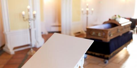 A Guide to Choosing a Funeral Home, Kannapolis, North Carolina
