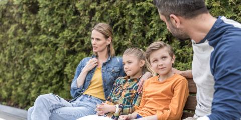 How to Discuss Getting a Divorce With Your Children, Honolulu, Hawaii