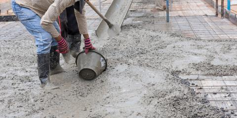 3 Safety Tips for Working With Concrete, Windham, Connecticut