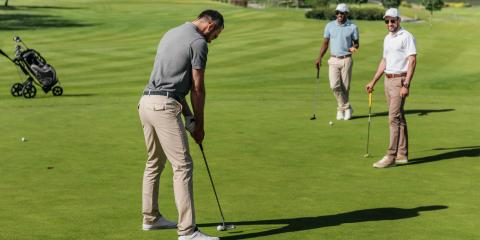 What Types of Sod Are Best for Golf Courses? , St. Peters, Missouri
