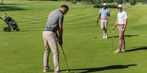 What Makes the Golf Course a Great Business Tool?, Ewa, Hawaii
