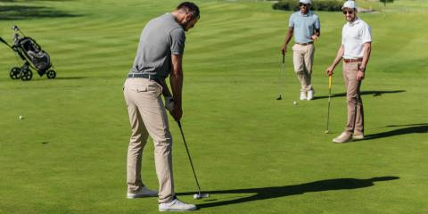 5 Ways to Prepare for Golf Season, Onalaska, Wisconsin