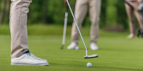 3 Health Benefits of a Round of Golf, Evendale, Ohio