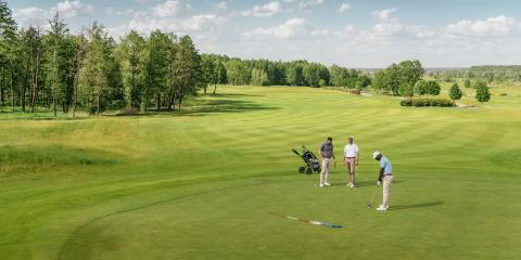 What Type of Grass Is Best for Your Golf Course? , Hill, Arkansas