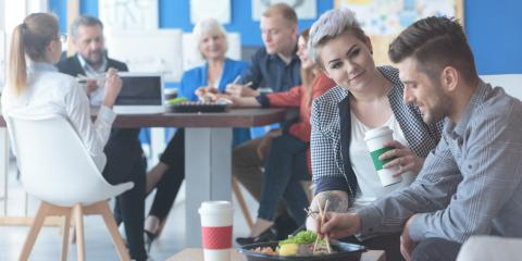 4 Reasons to Cater Lunch for Your Employees , Manhattan, New York