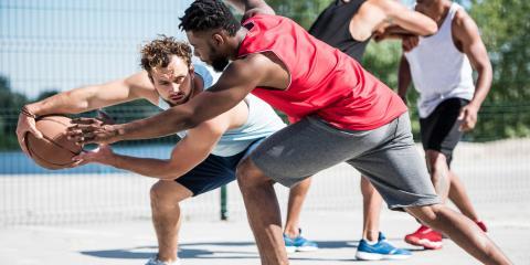 How to Prepare for a 3-on-3 Basketball Tournament, Kekaha-Waimea, Hawaii