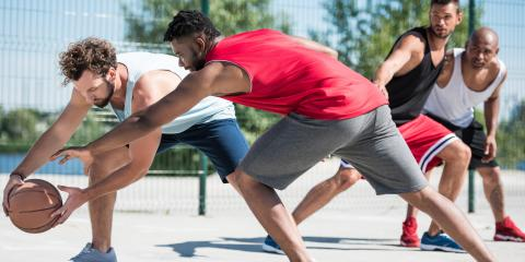 How to Prevent Basketball Injuries, Honolulu, Hawaii