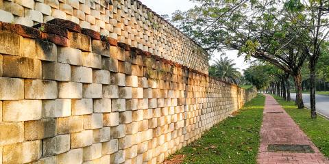 FAQ About Retaining Walls, Saratoga, Wisconsin