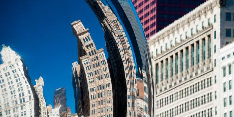 How Metal Fabrication Was Used to Create The Bean in Chicago, La Crosse, Wisconsin