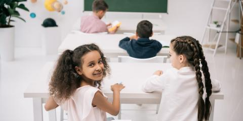 3 Ways Collaborative Desks Meet the Needs of Today's Classrooms, Loveland, Ohio