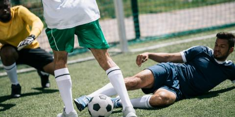 3 Common Sports Injuries to the Leg, Hilo, Hawaii