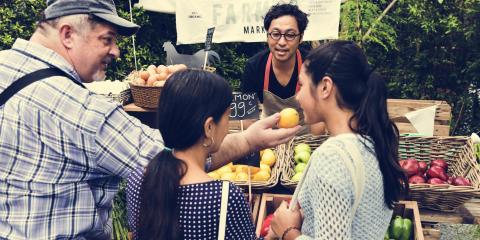 5 Reasons to Shop at Your Local Farmer's Market, Ewa, Hawaii