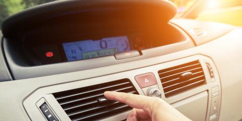 3 Common Reasons Why Your Car AC Smells, Honolulu, Hawaii