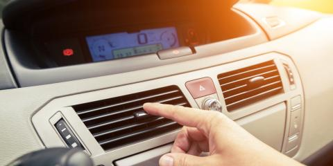 3 Reasons to Run Your Car's AC During the Winter, High Point, North Carolina