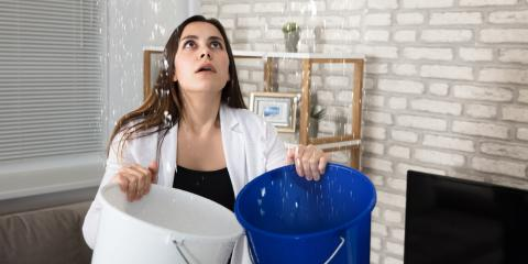 3 Steps for Tackling the Water Damage Repair Process, ,