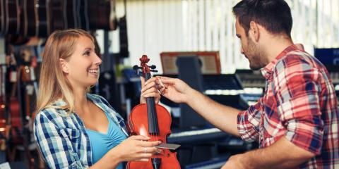 Benefits of Learning the Violin , Brighton, New York