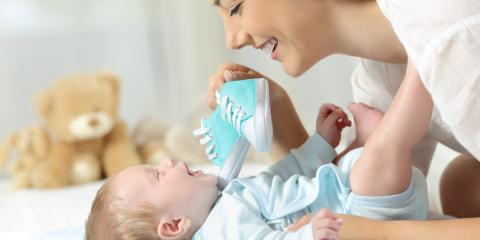 How a Nanny Can Improve a New Mom's Life, San Francisco, California