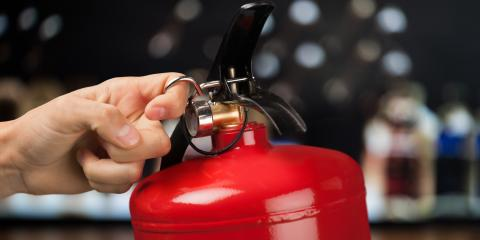 The Correct Way to Use Fire Extinguishers, Anchorage, Alaska