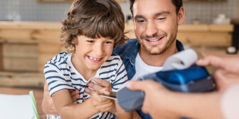 When Should My Child Get a Debit Card?, Russellville, Arkansas