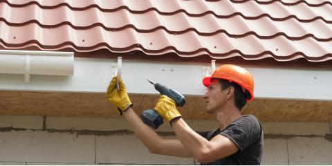 3 Signs You Need Gutter Replacement, Angelica, Wisconsin