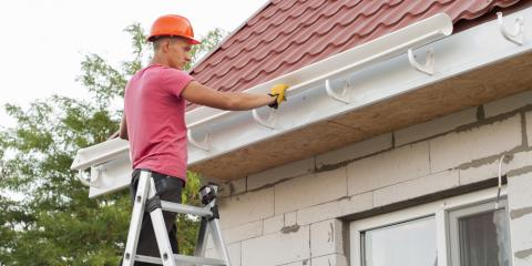 3 Reasons to Hire Professionals for Your Gutter Installation, Angelica, Wisconsin