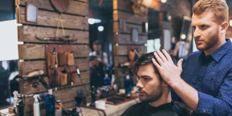 How Your Barber Knows You're Stressed, Honolulu, Hawaii