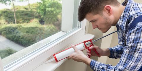 How to Caulk Your Windows, Newark, Ohio
