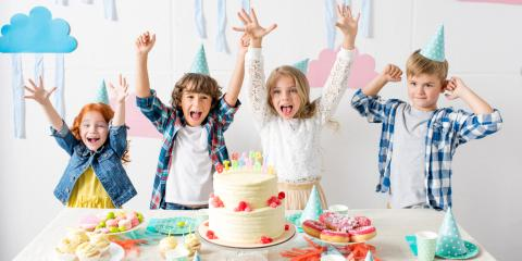 5 Creative Kids' Birthday Cake Ideas, Erlanger, Kentucky
