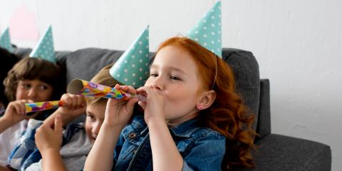The Do's & Don'ts of Hosting a Kid's Party, Philipstown, New York