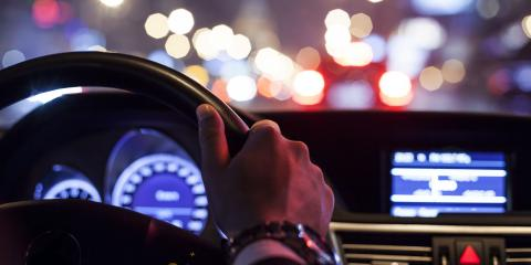 4 Ways to Improve Nighttime Driving, Scottsboro, Alabama